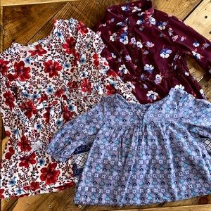 Infant Girls Dress Bundle